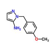 2 - (4 - 甲氧基苄基)-2H-吡唑-3 - 基胺
