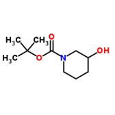 1-Boc-3-羟基哌啶