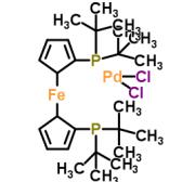 1,1'-双(二-叔丁基膦)二茂铁二氯化钯