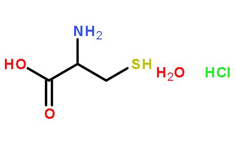 D-半胱氨酸盐酸盐单水合物.
