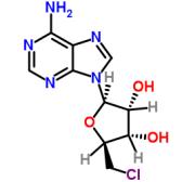 5'-氯-5'-脱氧腺苷