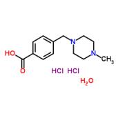 4-[(4-甲基哌嗪-1-基)甲基]苯甲酸二盐酸盐