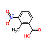 2-甲基-3-硝基苯甲酸