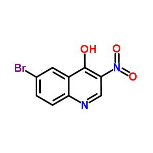 6-溴-4-羟基-3-硝基喹啉