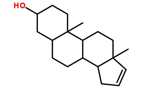 5alpha-雄-16-烯-3alpha-醇