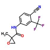 N-[4-Cyano-3-(trifluoromethyl)phenyl]methacrylamide epoxide