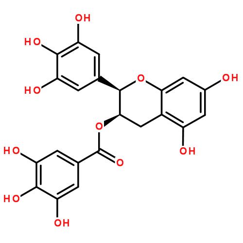 (-)-表没食子儿茶素没食子酸酯