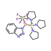 1H-苯并三唑-1-基氧三吡咯烷基六氟磷酸盐[用于肽的偶联剂]
