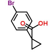 1-(4-溴苯基)环丙甲酸