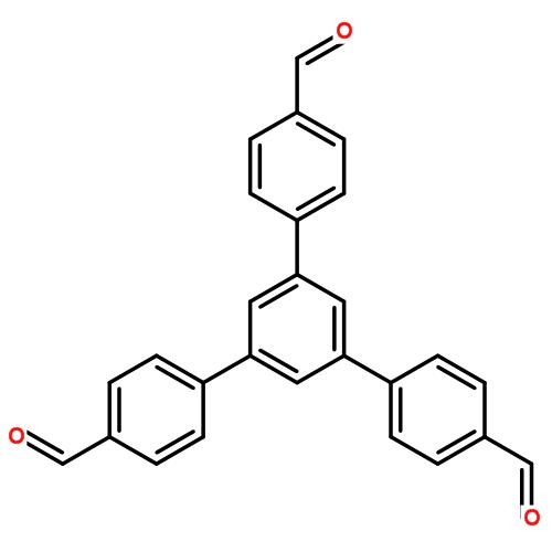 1,3,5-Tris(p-formylphenyl)benzene