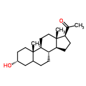 5ALPHA-孕甾-3ALPHA-醇-20-酮