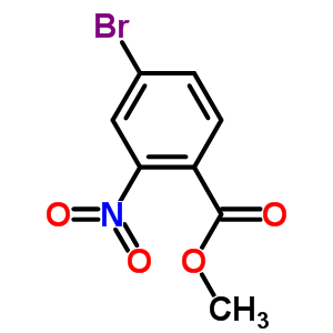 2-硝基-4-溴苯甲酸甲酯