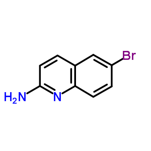 6-Bromo-2-aminoquinoline