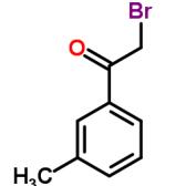 2-溴-1-(m-甲苯基)乙酮