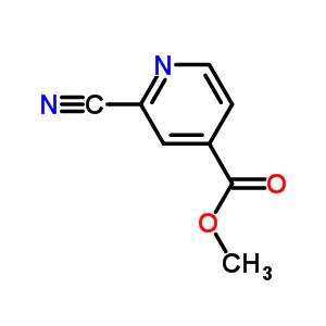 2-氰基-4-吡啶羧酸甲酯
