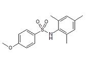 4-甲氧基-N-(2,4,6-三甲基苯)苯磺酰胺