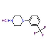 1-(3-三氟甲基苯基)哌嗪盐酸盐