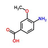 4-氨基-3-甲氧基苯甲酸