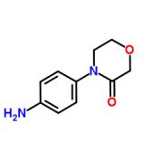 4-(4-氨基苯基)吗啡啉-3-酮