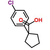 1-(4-氯苯基)-1-环戊烷甲酸