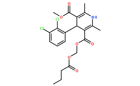 丁酸氯维地平