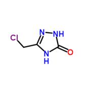 3-氯甲基-1,2,4-三唑啉-5-酮
