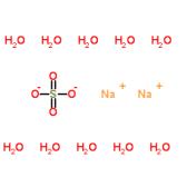 硫酸钠十水合物