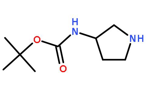 (S)-3-(Boc-amino)pyrrolidine