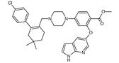 2-[(1H-吡咯并[2,3-B]吡啶-5-基)氧基]-4-[4-[[2-(4-氯苯基)-4,4-二甲基环己-1-烯基]甲基]哌嗪-1-基]苯甲酸甲酯