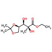 2-C-甲基-4,5-O-(1-甲基乙烯基)-D-阿拉伯糖酸乙酯