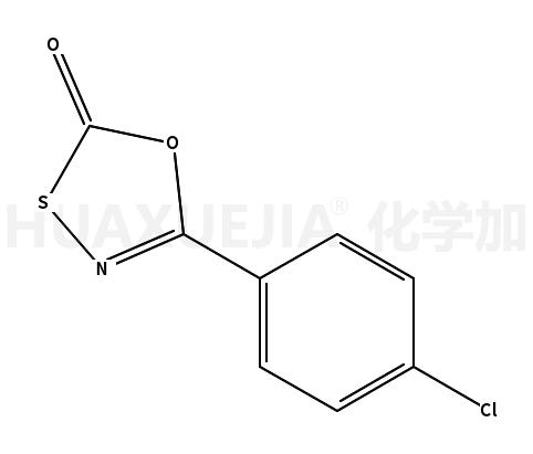 5-(4-chlorophenyl)-1,3,4-oxathiazol-2-one
