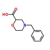 4-苄基吗啉-2-羧酸