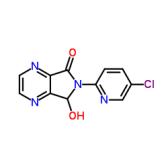 6-(5-氯-2-吡啶基)-6,7-二氢-7-羟基-5H-吡咯并[3,4-b]吡嗪-5-酮