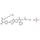 达比加群酯甲磺酸