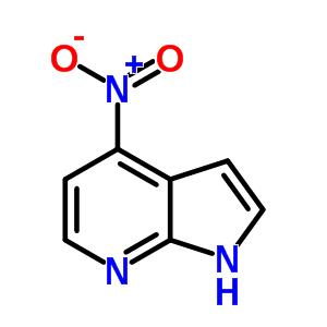 4-硝基-7-氮杂吲哚