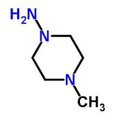 1-氨基-4-甲基哌嗪