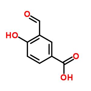 3-甲酰基-4-羟基苯甲酸