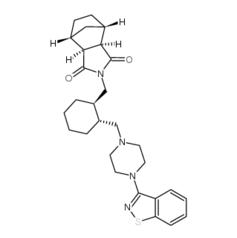 盐酸鲁拉西酮
