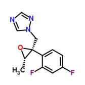 1-(((2R,3S)-2-(2,4-二氟苯基)-3-甲基环氧乙基-2-基)甲基L)-1H-1,2,4-三唑                        1-(((2R,3S),2-(2,4-二氟苯基)-3-甲基环氧乙烷-2-基)甲基)-1H-1,2,4-三唑