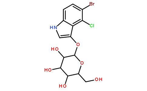 5-Bromo-4-chloro-3-indolyl-beta-D-galactoside