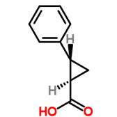 反式-2-苯基环丙烷-羧酸