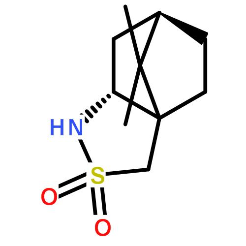 左旋樟脑磺内酰胺