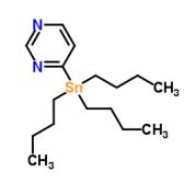 4-(三丁基锡)嘧啶