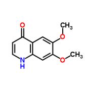 4-羟基-6,7-二甲氧基喹啉