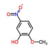 2-甲氧基-5-硝基苯酚