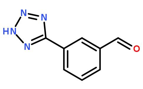 3-(2H-四唑-5-基)苯甲醛