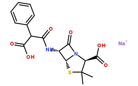 Carbenicillin disodium