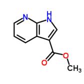1H-吡咯并[2,3-B]吡啶-3-羧酸甲酯