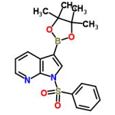 1-(Phenylsulfonyl)-7-azaindole-3-boronic acid pinacol ester
