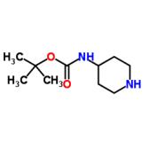 4-叔丁氧羰基氨基哌啶